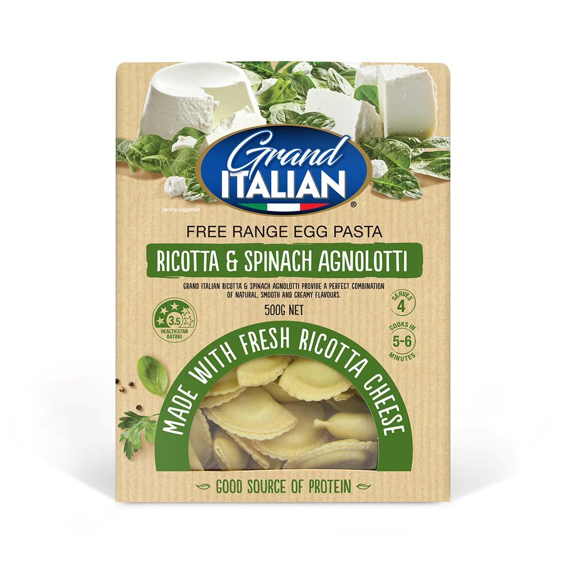 ricotta-spinach-pasta